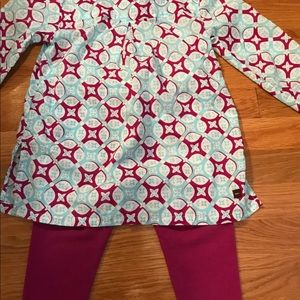 Tea Collection Matching Sets - Tea Collection 2pc outfit EUC